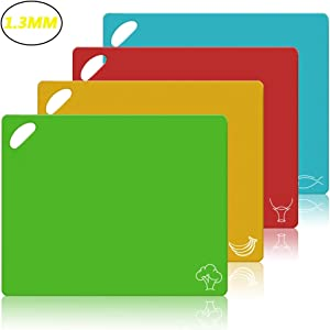 Giveaway: Flexible Plastic Cutting Board Sheets CHIENTUNG Kitchen...