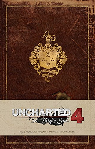 Price comparison product image Uncharted Hardcover Ruled Journal (Insights Journals)