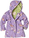 Hatley Little Girls'  Merry-Go-Round Horses Children Rain Coat