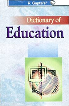 Book Dictionary of Education