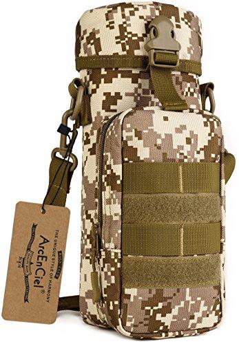 ArcEnCiel Outdoors Tactical Shoulder Bottle