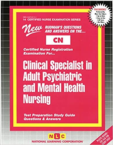 American nursing review for psychiatric and mental health nursing.