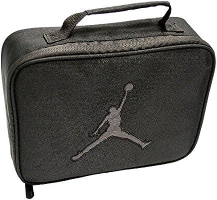 0c499c9625 Amazon.com  Jordan Boys Jordan Lunch Box (Black) by Jordan  Kitchen   Dining