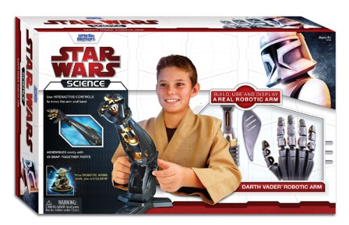 Star Wars Science - Darth Vader Robotic Arm by Star Wars (Image #3)