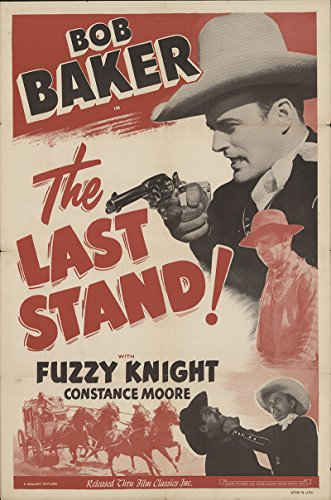 The Last Stand 1938 Authentic 27