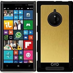 Funda para Nokia Lumia 830 - Oro by wamdesign