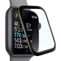 Apple Watch için 40mm Kavisli Ekran Koruyucu Temperli Cam