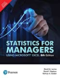 Statistics for Managers Using Microsoft Excel (8th Edition)