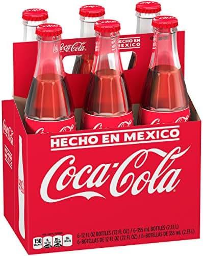 Soft Drinks: Coca-Cola de Mexico