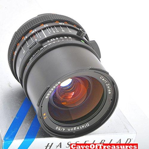 MINT, IN BOX, HASSELBLAD Carl Zeiss Distagon f/4 50mm CF T -