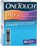 One Touch Ultra Test Strips (Pack of 5)