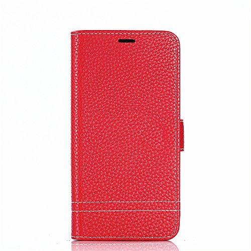 Scheam Meizu Meilan Note 5 Case Luxury PU Leather ...
