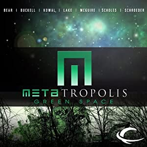 METAtropolis: Green Space Hörbuch