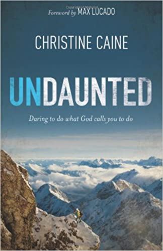 Image result for undaunted christine caine