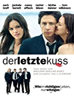 Filmcover Der letzte Kuss