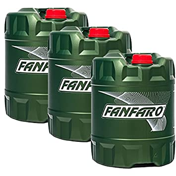 60 L (3 x 20L) fanfaro 6012-X1 Hydro ISO 46 HLP 46 de la ...