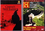 The Great Wall Of China , China's First Emperor : The History Channel 2 Pack
