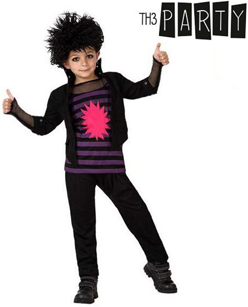 Disfraz para Niños Th3 Party Punky: Amazon.es: Ropa y accesorios