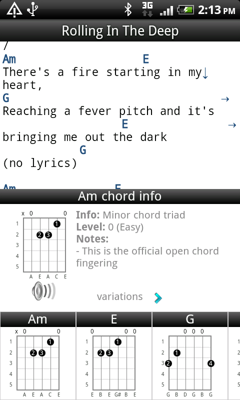 Amazon Guitartapp Tabs Chords Appstore For Android