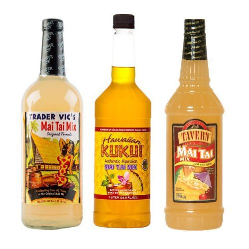 Mai Tai Mix Variety Three Pack