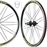 Mountain Bike Wheel Wheelset Shimano 8 9 10 Speed Compatible Disc or V Brake