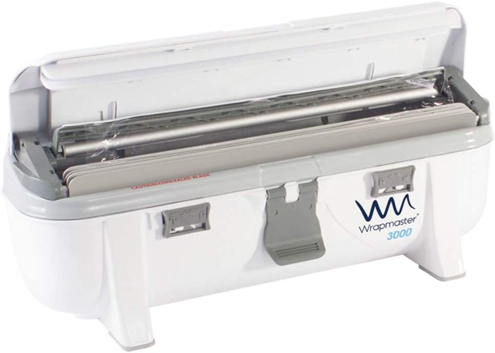 Feuille Wrapmaster 3000 Distributeur We Can Source It Ltd avec ou sans Film Autocollant Parchemin Recharges 3 x Cling Film Refills