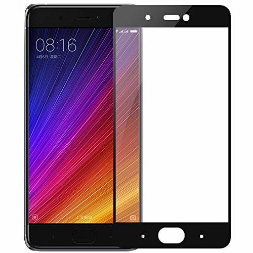 2 opinioni per SMTR®- Xiaomi Mi5S Vetro Temperato Pellicola Protettiva Glass Screen,Full