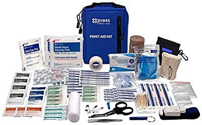 Xpress First Aid 100 Piece All-Purpose First Aid Kit from Acme United