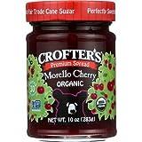 Crofter's Organic - Premium Spread Organic Morello Cherry - 10 oz.