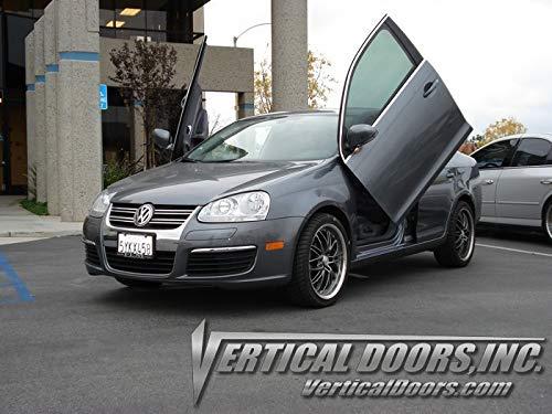 Vertical Doors - Vertical Lambo Door Conversion Kit for Volkswagen Jetta 2005-2011 - Lambo Doors Vertical 2010