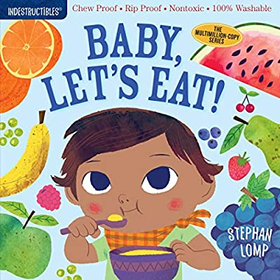 Indestructibles: Baby, Let's Eat!                         (Paperback)