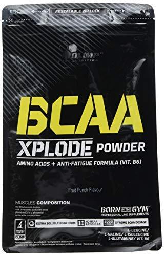 BCAA Xplode 1000 g Fruit Punch by OLIMP