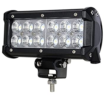 ALPHA DIMA 36W 72W 18W Luz De Trabajo LED,12V 24V Faros LED de La