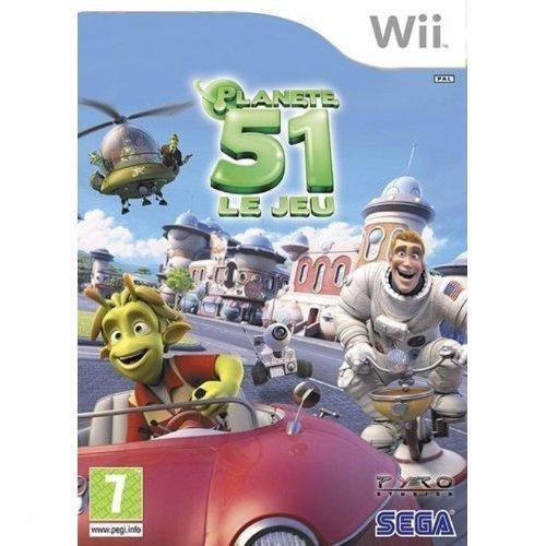 Planète 51 : le jeu [WII]  