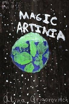 Magic Artinia by [Grigorovitch, Alina]