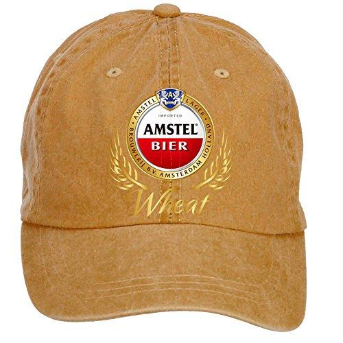 gaojidian-amstel-wheat-beer-cotton-six-panel-till-baseball-cap-hats-unisex