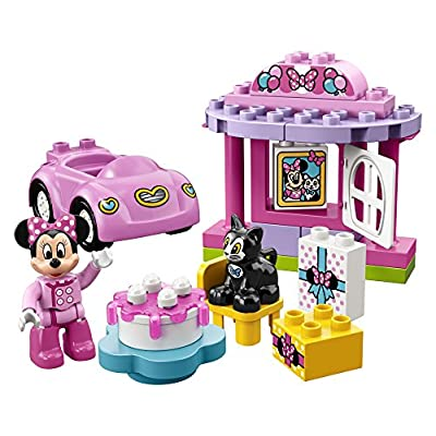 LEGO DUPLO Minnie's Birthday Party 10873 Building Blocks (21 Pieces): Toys & Games