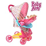 Baby Alive Doll Stroller Travel System by MEE TONG SHOP