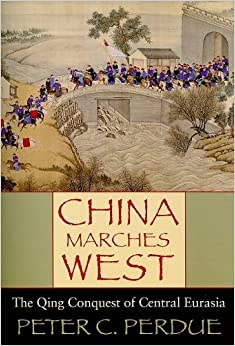 China Marches West