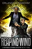 Reaping Wind: A Montague & Strong Detective Novel