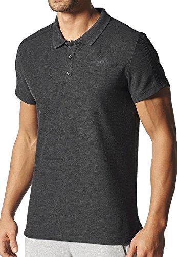 adidas Herren Poloshirt Sport Essentials 3 Stripes, S17663