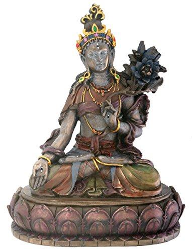 Buddhist White Religious Buddhism Statue