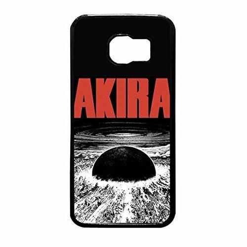 Akira - Blast Samsung Galaxy S6 Case (Black Rubber)