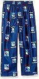 NHL New York Rangers Toddler Boys Sleepwear All Over Print Pants, Size 3T, True Navy