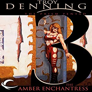 The Amber Enchantress Hörbuch