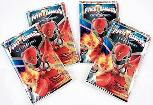 power rangers cards - 7