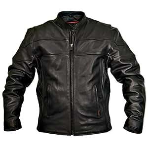 Milwaukee Motorcycle Clothing Company Motorcycle Maverick Jacket (Medium)