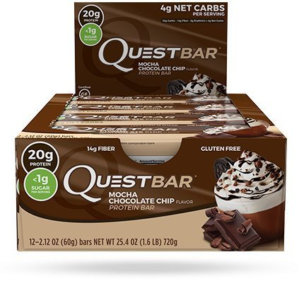 Quest Nutrition CHOCOLATE Crumbles Chocolate product image