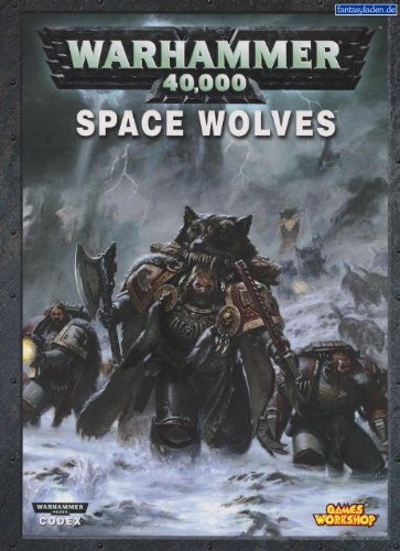 Codex Space Wolves ebook