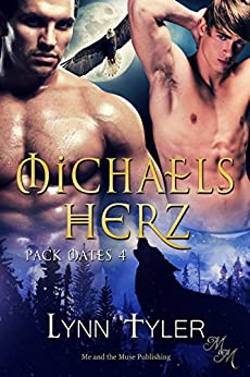 Michaels Herz (Pack Mates 4) (German Edition) by [Tyler, Lynn]